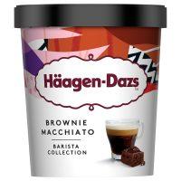 Häagen-Dazs: Brownie Macchiato, nuovo gusto per l'estate