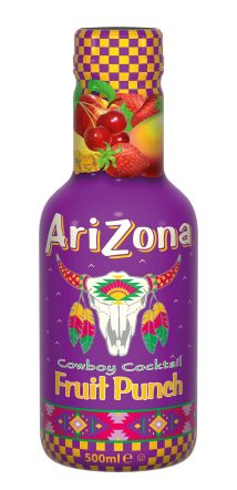 AriZona COWBOY COCKTAIL FRUIT PUNCH