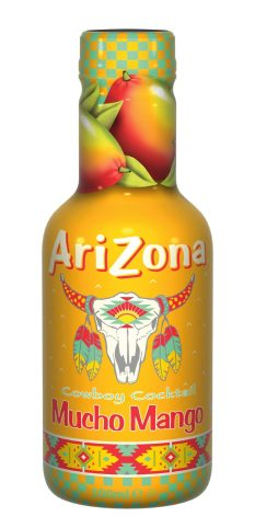 AriZona COWBOY COCKTAIL MUCHO MANGO