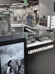 Giovanni Raspini Coin Excelsior