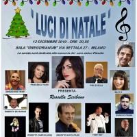 """""""LUCI DI NATALE"""", lo spettacolo di beneficienza della ONLUS Pro Tetto"""