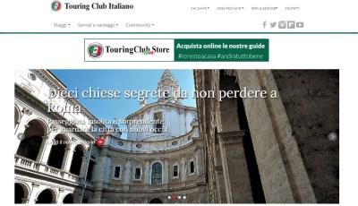 """Touring Club Italiano lancia """"Passione Italia"""""""