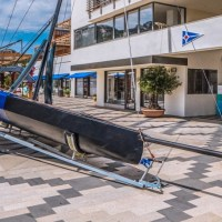 Yacht Club Costa Smeralda: Young Azzurra alla Youth America's Cup