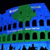 16 ottobre Giornata Mondiale dell'Alimentazione