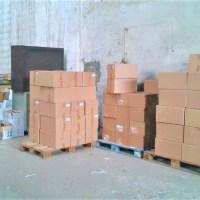 L'Oréal Italia dona 230.000 pezzi di gel igienizzante a Banco Building- il banco delle cose- destinati ad associazioni caritatevoli
