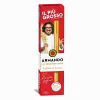 Pasta Armando e Chef Alessandro Borghese lanciano lo Spaghettone a Tuttofood