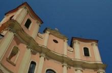 Chiesa della Trinita' a Bratislava