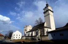 Chiesa di San Giorgio, Spisska Sobota (foto_penzionborievka.eu)