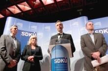 Coalizione di centro-destra slovacca