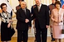 Gasparovic e Christofias