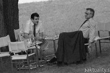 Meciar e Klaus in trattativa sul divorzio della Cecoslovacchia, 1992 (foto_aktuality.sk)
