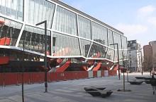 Ondrej Nepela Arena, stadio nazionale dell'hockey a Bratislava