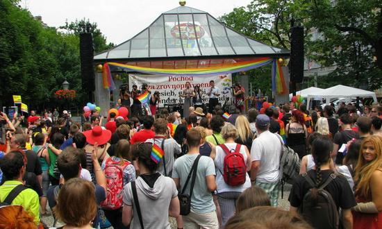 Rainbow Pride Bratislava