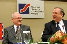 SOPK, gasparovic con mihok (foto_prezident.sk)
