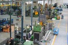 Sisme, la fabbrica in Slovacchia