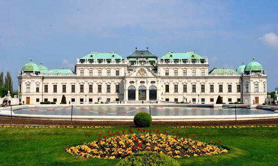 Vienna-Belvedere_(wikimedia)
