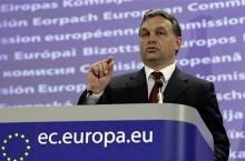 Viktor Orban alla presidenza UE