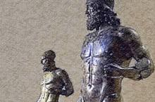 bronzi-riace_elab_BS (cultura italiana, Calabria, archeologia)