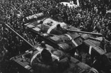 carri armati a Praga, 1968
