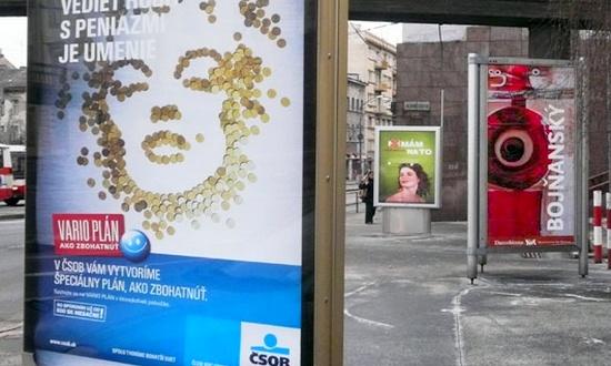 cartelloni a Bratislava