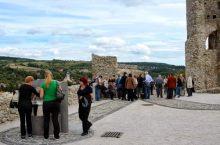 I partecipanti al Castello di Devin, foto Anna Adamczyk