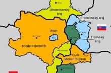 la regione crossborder Centrope
