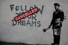 lavoro_bansky,followyourdreams_(Chris Devers@flickr_CC) austerit