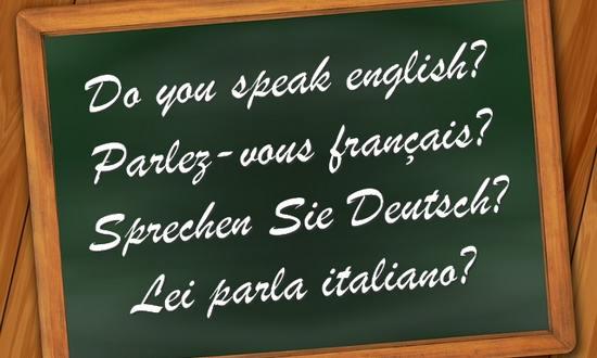 Scuola, dal prossimo anno libertà di scelta per la prima lingua, incluso l'italiano