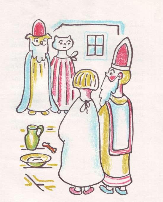 Illustrazione: Josef Capek, (c). Utilizza con il permesso dell'Editore slovacco Eastbone Books