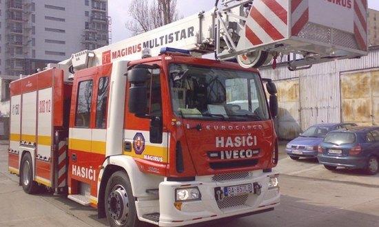 vigili del fuoco bratislava