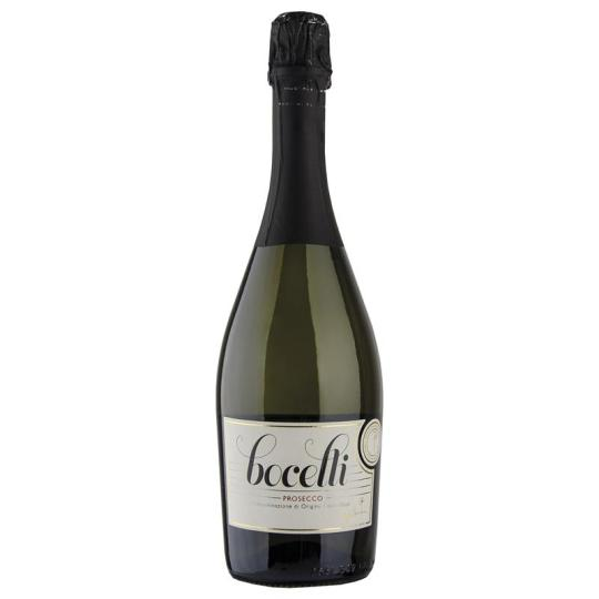 Bocelli Prosecco DOC zvlášť suché