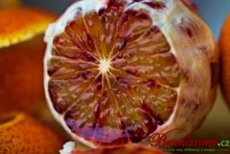 Salát z fenyklu a pomerančů