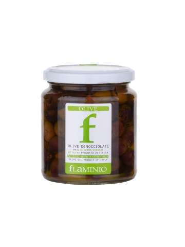 Italské olivy odr. Leccino bez pecky 280 g