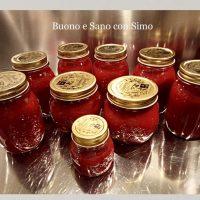 Confettura ipocalorica di fragole bio