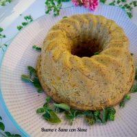 Sformato di zucchine proteico