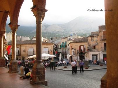Piazza Margherita - Castelbuono