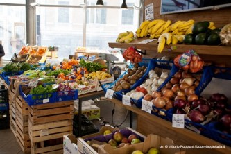 Il mercato del Carmine