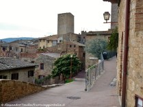 San Gimignano viuzze