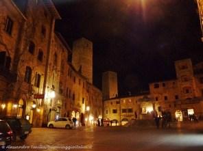 San Gimignano Cisterna e Piazza