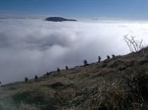 camminare in montagna