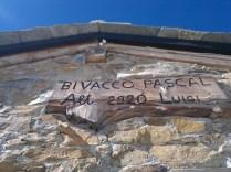 Bivacco Pascal
