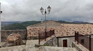 Montalbano Elicona Porta Giovan Guerino e belvedere
