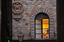 finestra a Siena