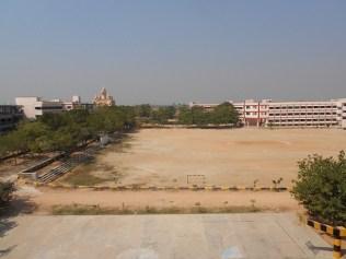 Don Bosco Academy dall'alto