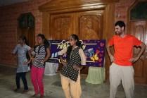 Festa d'addio 3 alla Don Bosco Academy India