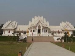 Tempio thilandese a Lumbini