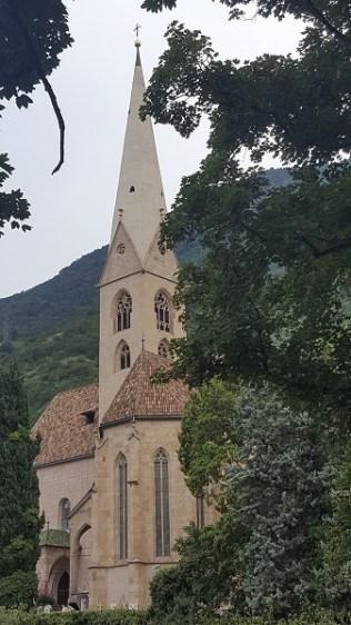 Bolzano antica parrocchia gries