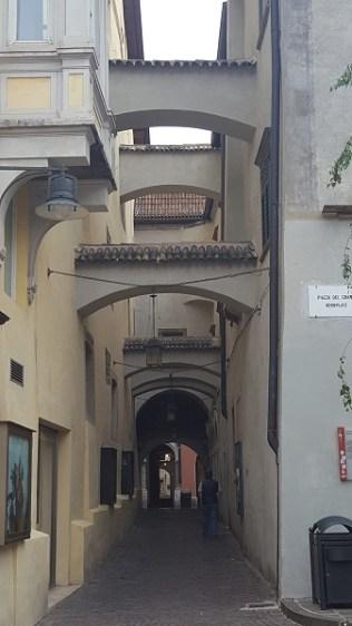 Bolzano vicoli del centro