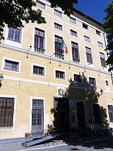 Palazzo Spinola Rocchetta Ligure, sede del Museo della Resistenza e della vita sociale