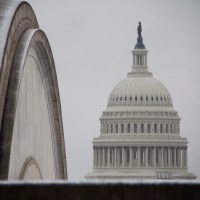 Capitol Dome in the Snow